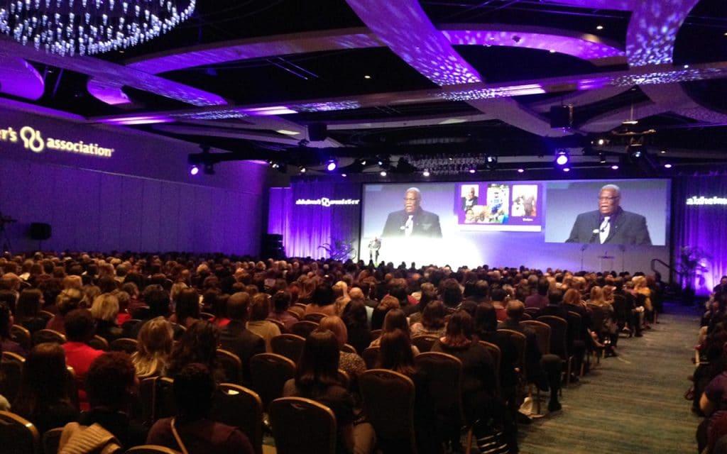 The Alzheimer's Leadership Summit 2017 in Orlando.